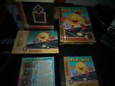 TENGEN PAC-MAN FOR NINTENDO NES IN BOX WITH INSTRUCTIONS!