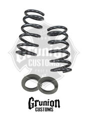 """Belltech Chevy S10 1994 - 2004 Front 2 - 3"""" Drop Lowering Coil Spring Kit"""