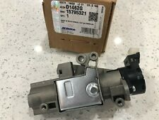 Ignition Lock Cylinder Housing W. Passlock Sensor AcDelco GMC OEM # 15795322