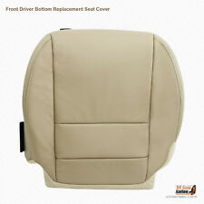 For 2007 2008 2009 Acura MDX Driver Seat Bottom Leather Replacement Cover TAN