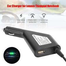 Laptop Car Charger 90W 20V 4.5A Power Adapter for Lenovo Thinkpad Notebook Phone