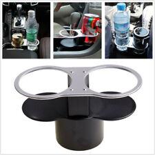 Car Seat Cup Drink Double Holder Beverage Coffee SUV Truck Bottle Mount Bracket