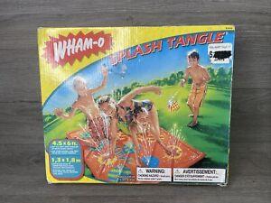 "NEW Wham-O Splash Tangle Inflatable Water Game Mat 54""x72"" Summer Fun"