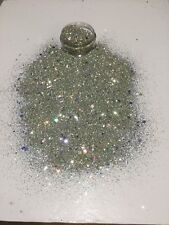 Exclusive Bizzy Nails Glitter Limited Edition Champagne Glass Acrylic Gel