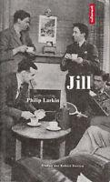 Livre Jill Philip Larkin book