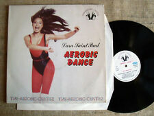 Lara Saint Paul  - aerobic dance  Lp.33 con copertina apribile