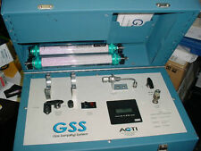 Analytical ChemTech Int ACT1 Gas Sampling System with 2 Alltech Gas Purifier GSS