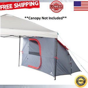 Camping Outdoor Tent 4-Person ConnecTent, Straight-leg Canopy Sold Separately