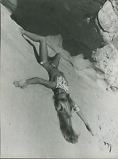 PHOTO VINTAGE : Jean Clemmer NUES Paco Rabanne 1969 sexy - tirage argentique 02