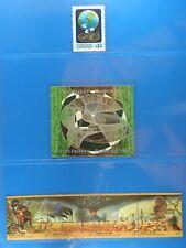 unicef 1993 Briefmarken Div. Marken Frieden Umwelt: Klima - Wien  PF