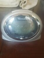 Westclox alarm clock used
