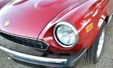 2x Scheinwerfer Fiat Sport Spider 850 X1/9 Bertone Umrüstung US EU Umrüst Set H4