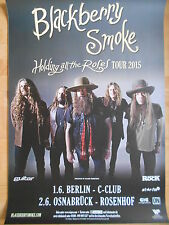 BLACKBERRY SMOKE 2015 TOUR  -  orig.Concert-Konzert-Tour-Poster-Plakat