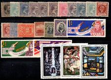Caraibi 1888-1967 Nuovo * 80% Nuovo ** Re Alfons XII, celebrità