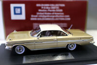 The Goldvarg Collection 1/43 1961 Chevrolet Impala Fawn Metallic Resin Limited