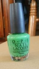 "O.P.I ""Zom-body to Love"" Glow In The Dark Nail Polish *Discontinued/RARE*"