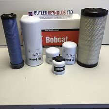 Bobcat Excavator Genuine Filter Kit E50