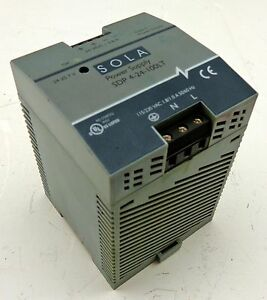Sola SDP 4-24-100LT Class 2 Power Supply
