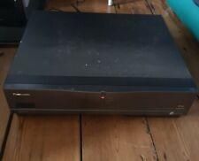 PANASONIC NV-HS800 VCR - VHS - SVHS VIDEO RECORDER