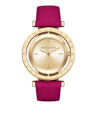 Michael Kors MK2525 Averi Ladies Wrist Watch Yellow Gold Stainless Steel