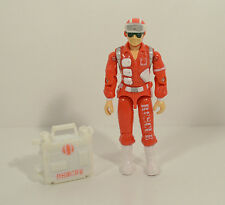 "Vintage 1988 Lifeline 3.75"" Hasbro Action Figure G.I. Joe & Cobra"