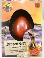 GROWING PET DRAGON EGG water toys gift educational hatching fantasy outdoor fun