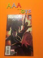 Comic Ultimate Fantastic Four #50 NM