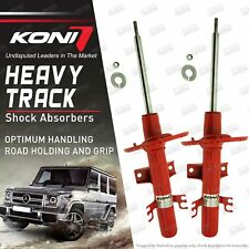 2 x Front KONI Heavy Track Adj Shock Absorbers for Volkswagen Transporter T5 T6
