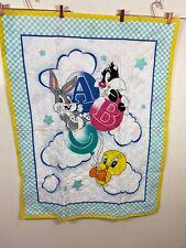Looney Tunes Uni Nursery Blankets