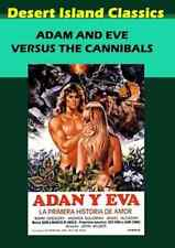 Adam and Eve versus the Cannibals NEW DVD