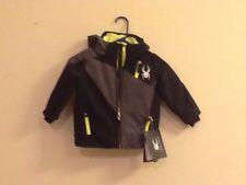 Spyder Kids Mini Enforcer Jacket, Size 2