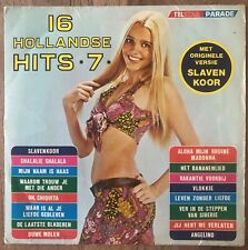 16 HOLLANDSE HITS - 7 - LP