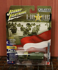 GMC CCKW 2.5 Ton 6x6  Truck US Army WWII D-DAY 75 YEARS JOHNNY LIGHTNING LTD