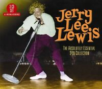 JERRY LEE LEWIS - ABSOLUTELY ESSENTIAL 3 CD NEU
