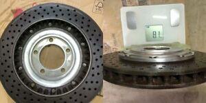 Ferrari F40 brake disc / Rotor + OEM F40 Manuals