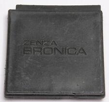 """Zenza Bronica SQ Cap 2 5/8 x 2 7/8"""" Cover - USED E39E"""