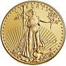 2017 - $5 1/10oz Gold American Eagle BU