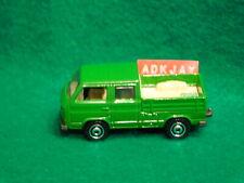 MatchBox ~ Volkswagen Transporter Crew Cab ~ 4 Door Pickup Truck