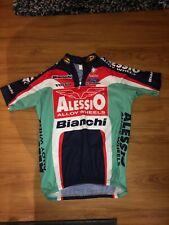 Nalini Bianchi Alessio Italian Cycling Jersey Mens Small 3