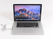 "Apple Mac Pro, 2011, 16GB RAM, 500GB, sierra, 2.2GHz Intel Core i7, 15"" Macbook"