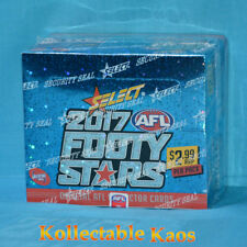2017 AFL Select Footy Stars - Factory Sealed Box - Reduced price