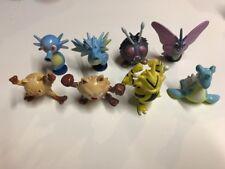 Lot Of Original Tomy Pokemon Figure Generation 1