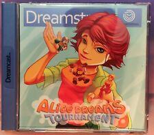 Alice Dreams Tournament - Sega Dreamcast - Neuf sous blister - PAL (Region Free)