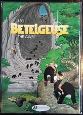 Betelgeuse The Caves Trade Paperback Cinebook 9781849180283 Free UK P&P