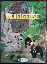 Bételgeuse The Caves Commerce Livre de Poche Cinebook 9781849180283