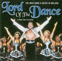 Irish Band Lord of the dance & other Irish favourites (& Voices of Ireland) [CD]
