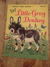 Little Grey Donkey by Alice Lunt