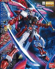 Gundam Astray Red Frame Kai MBF-P02 Master Grade MG 1/100 Model Figure Bandai