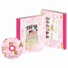 APINK [GIRL'S SWEET REPOSE] PHOTO BOOK+DVD+Miniposter+Photocard K-POP SEALED
