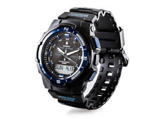 Casio Herren-Armbanduhr XL Collection Analog Digital Quarz SGW-500H-2BVER